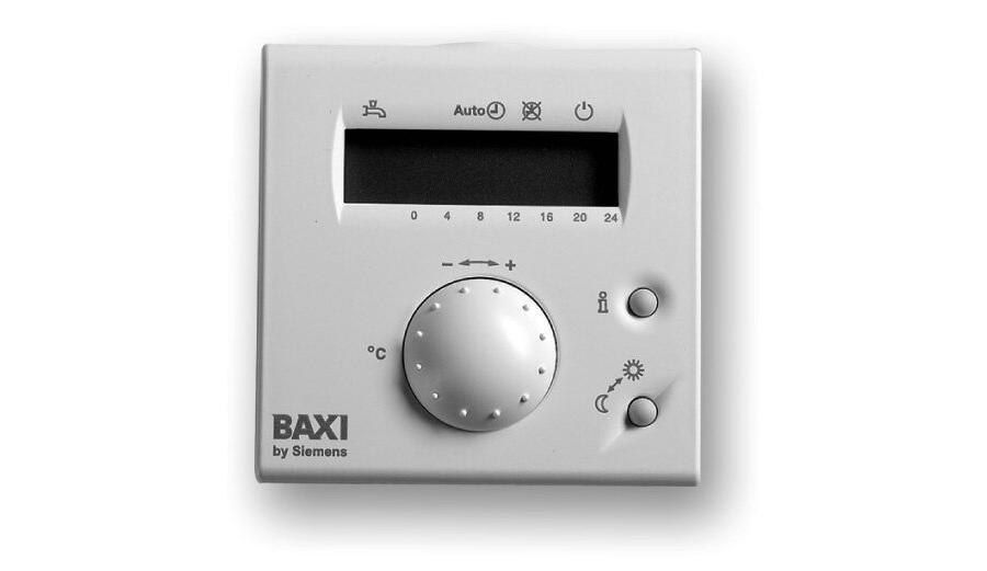 Baxi QAA73 vezetékes távszabályozó kezelési kézikönyv